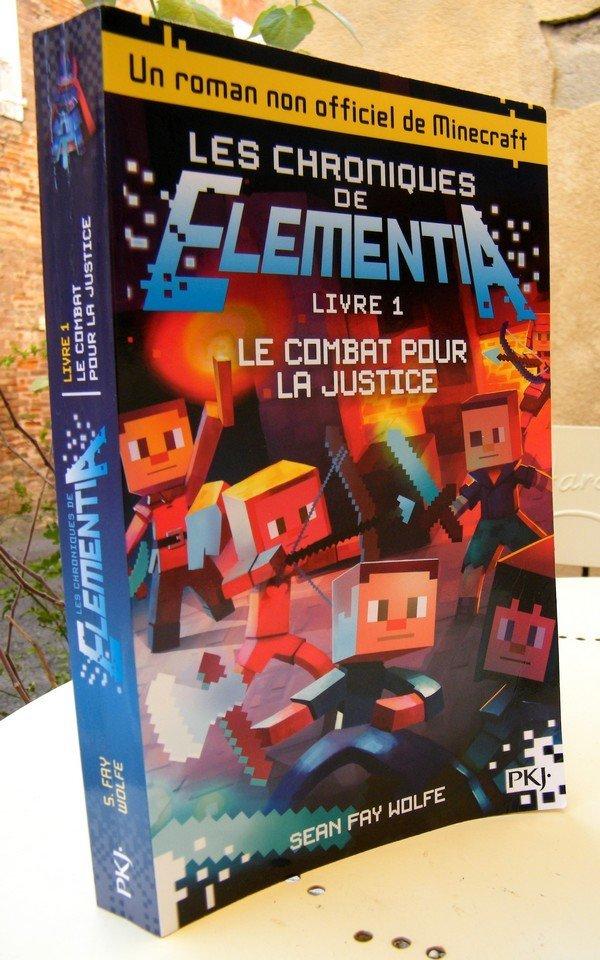Minecraft Les Chroniques de Elementia