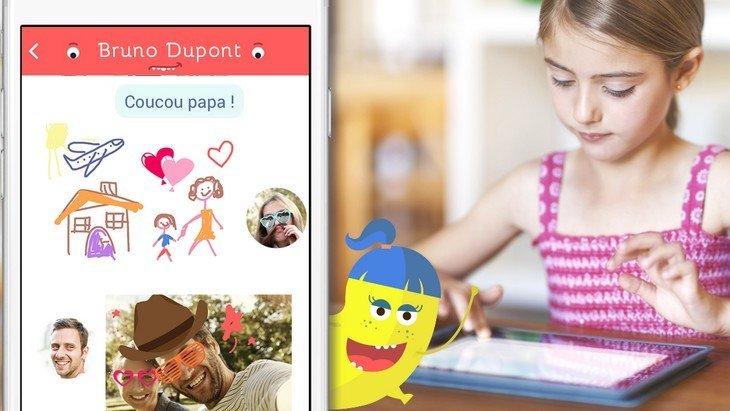 Monster Messenger : la messagerie instantanée sécurisée pour les enfants