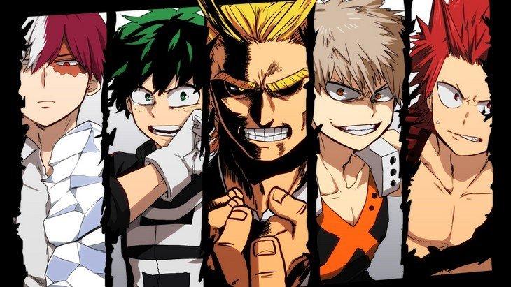 Manga : My Hero Academia enfin en librairie !