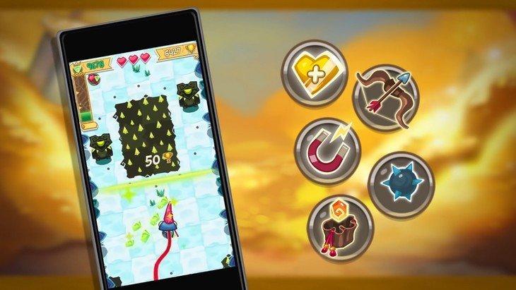 Road to be King (sur Android et iOS) : la route est longue pour devenir Roi !