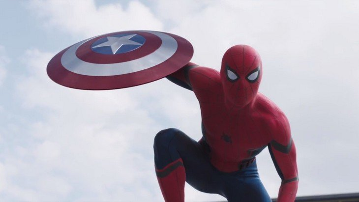 Un trailer de Captain America Civil War avec Spider-Man !