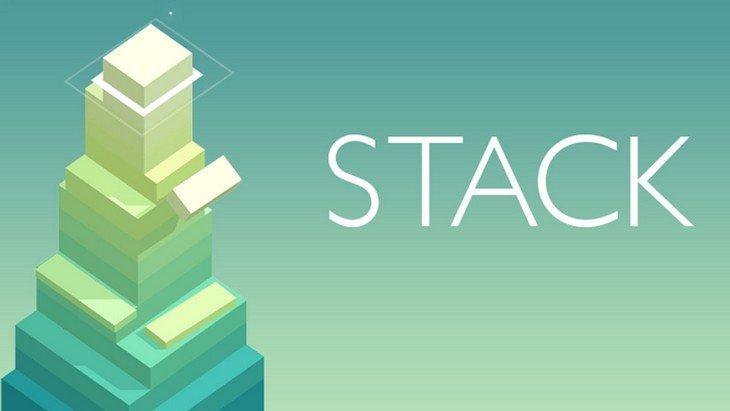Stack, le jeu d'habilité qui cartonne sur iOS et Android