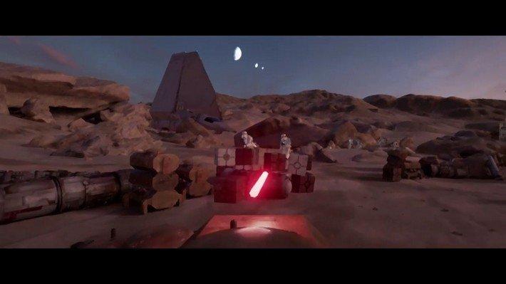 Star Wars Tatooine