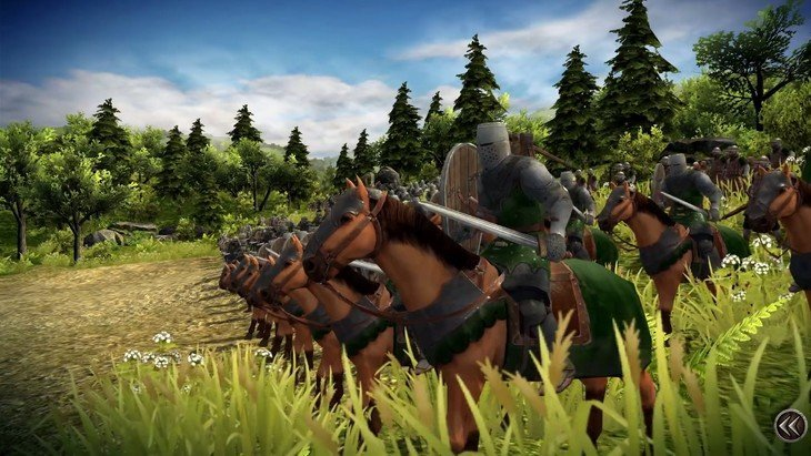 Total War Battles Kingdom sur mobile et tablette ! (Android / iOS)
