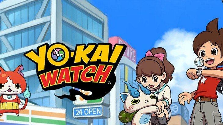 Adieu les Pokémons ? Yo-kai Watch débarque en France sur 3DS et Boing