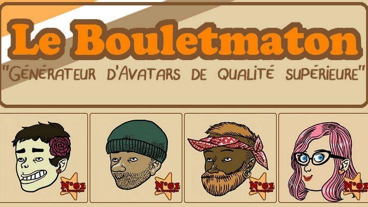 Le Bouletmaton : un créateur d'avatar en BD à tester tout de suite
