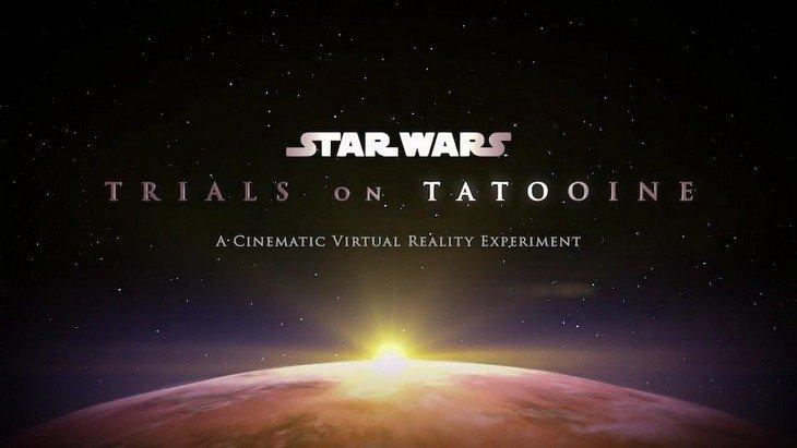 Star Wars en réalité virtuelle pour bientôt avec le HTC Vive