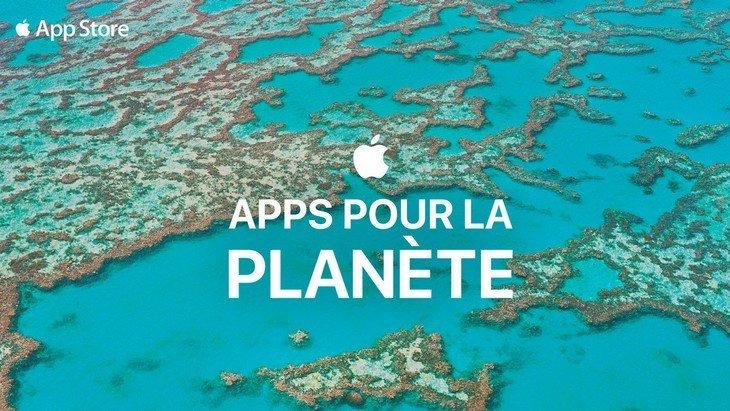 Apps pour la planète : fais le plein d'applications sur l'App Store au profit de WWF
