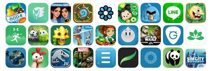 Apps pour la planète