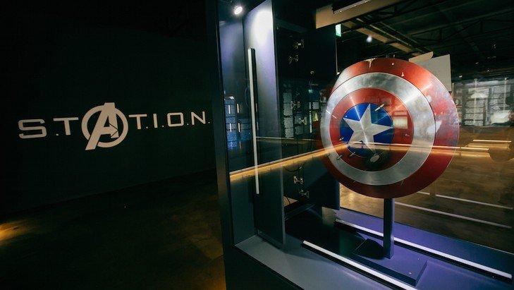 Avengers S.T.A.T.I.O.N. : une exposition et une appli pour devenir un super-héros