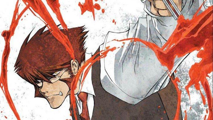 Blood Blockade Battlefront : un manga entre la Terre et les Enfers