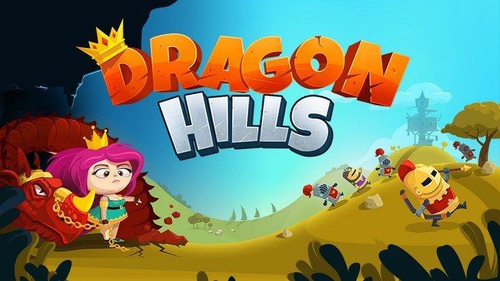 Le jeu gratuit de la semaine : Dragon Hills (iOS, Android)