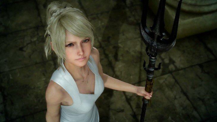 Final Fantasy XV  : un trailer, un dessin animé et un film attendu !