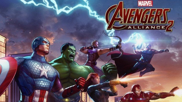 Marvel Avengers Alliance 2 : les super-héros au combat sur ton mobile