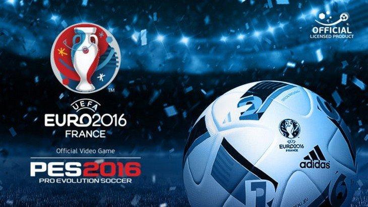 PES 2016 : sortie de la version Euro 2016 (DLC)