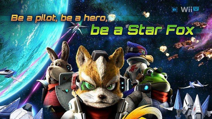 Star Fox Zero sur Wii U : le trailer de lancement nous en montre plus