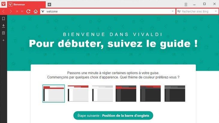 Vivaldi, un nouveau navigateur web pour oublier Chrome ou Firefox