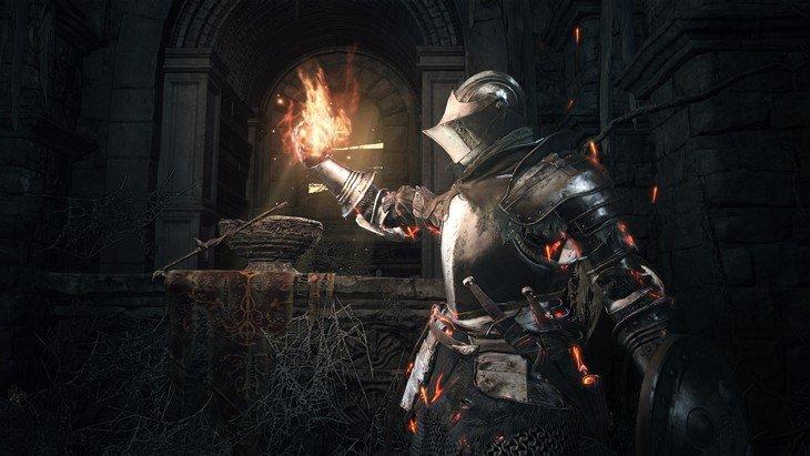 Dark Souls 3 : quand Squeezie se fait massacrer par des monstres (vidéo)