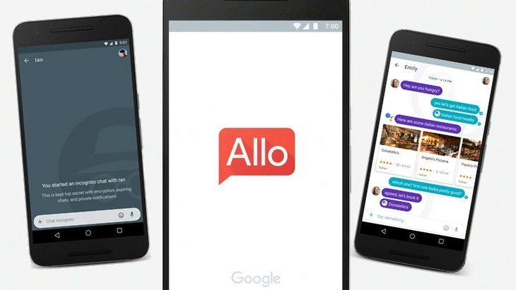 Google lance sa messagerie instantanée Allo. On oublie Messenger ou WhatsApp ?