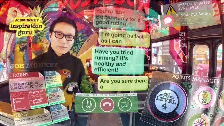 « Hyper-reality » : une vidéo sur la réalité augmentée qui fait peur