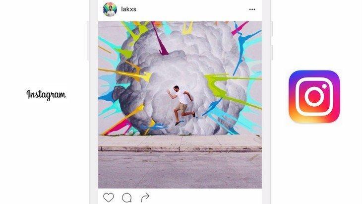 Instagram se refait une beauté