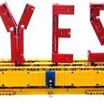 Lego Yes