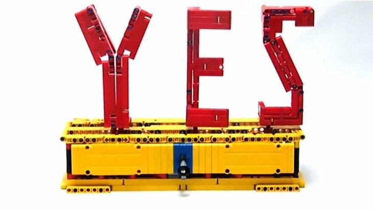 Découvre ces créations en LEGO qui défient l'imagination (vidéo)