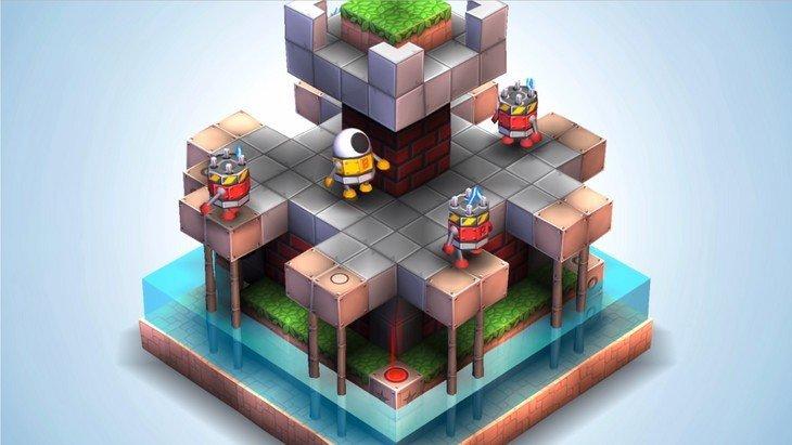 Mekorama : un excellent puzzle game sur l'App Store et Google Play