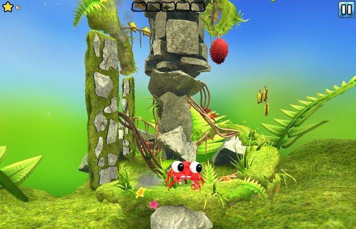Mr Crab 2 gameplay