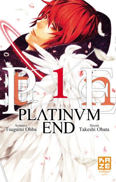 Platinium End - Kazé