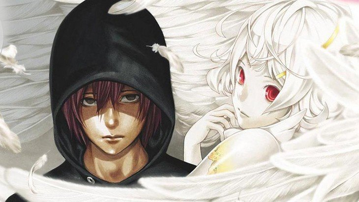 Le manga Platinum End disponible en librairie !