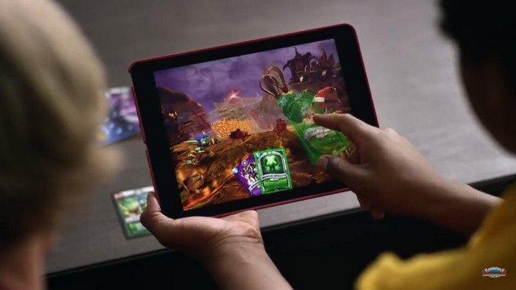 Skylanders Battlecast : un jeu mobile de cartes à collectionner