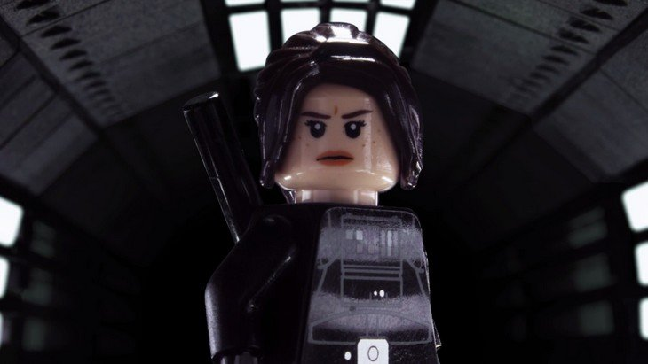 Star Wars Rogue One : le trailer version LEGO à voir absolument