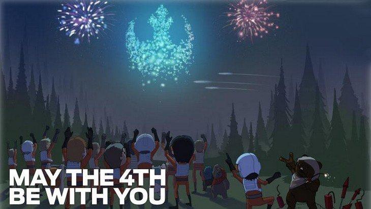 Star Wars Day : les jeux en promo et toutes les news