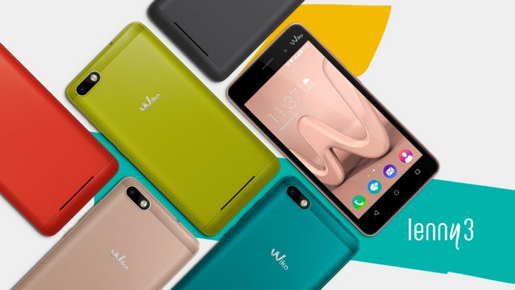 3 nouveaux smartphones Wiko à moins de 100 euros