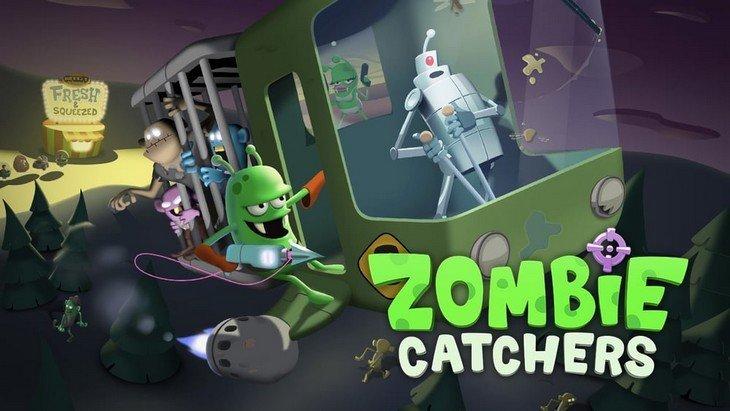 Zombie Catchers : la chasse aux zombies est ouverte sur Android et iOS