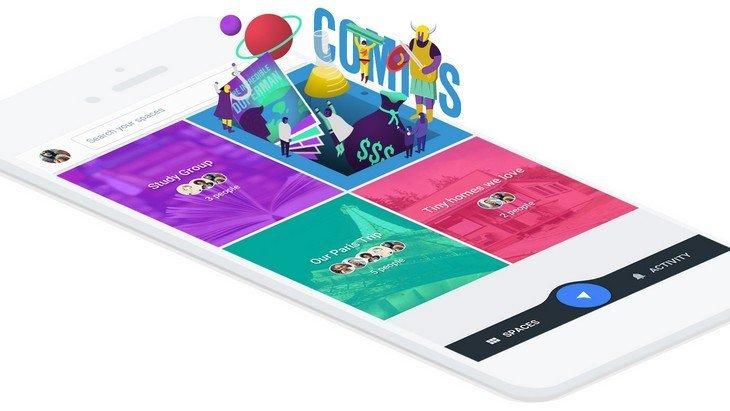 Spaces, une nouvelle application de Google pour le partage et la conversation