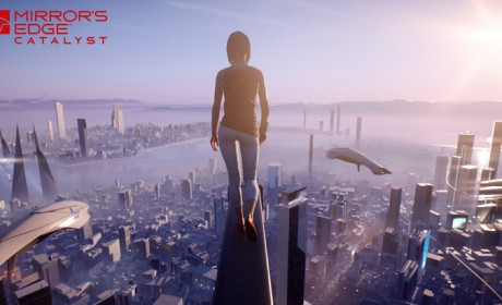 Mirror's Edge Catalyst disponible sur Xbox One, PS4 et PC