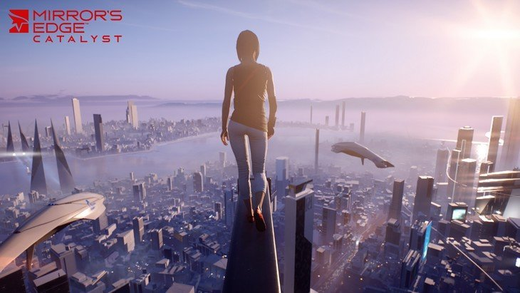 Mirror's Edge Catalyst disponible sur Xbox One, PS4 et PC
