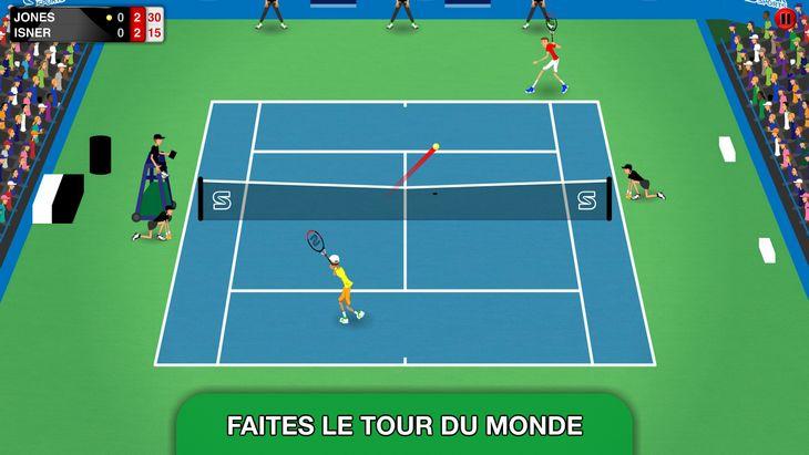 Deviens le roi de Roland-Garros avec ces 5 jeux mobiles