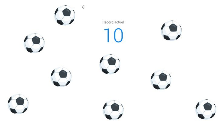 Un jeu de football se cache dans Facebook Messenger