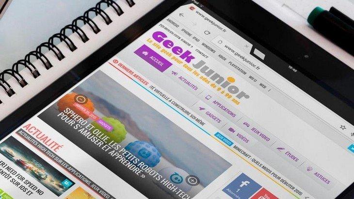 Déjà 1000 articles publiés sur Geek Junior ! On continue ?