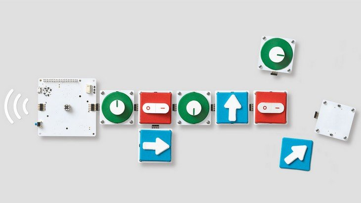 Le projet Blocks de Google veut favoriser l'apprentissage de la programmation
