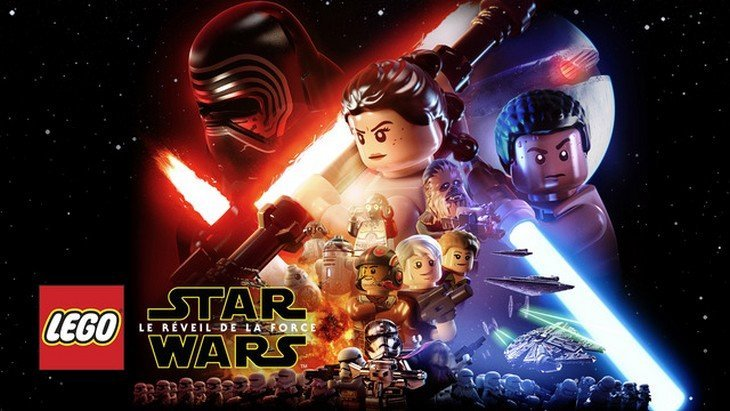 LEGO Star Wars:  The Force Awakens dispo sur iPhone, iPad et iTouch