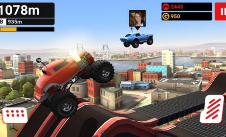MMX Hill Climb : un bon jeu de course avec d'énormes véhicules