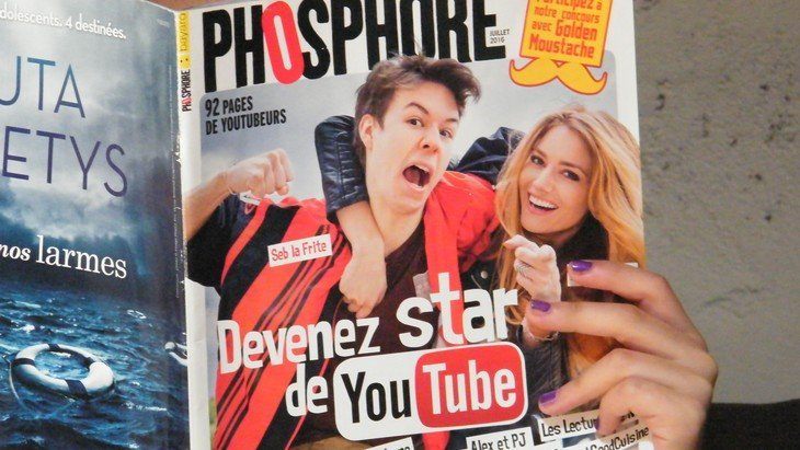 Comment devenir une star de YouTube ? Le magazine Phosphore te répond