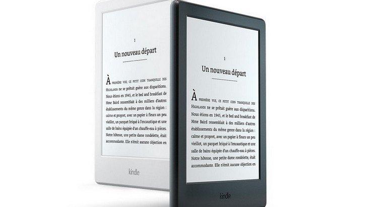 Ebook : sortie de la nouvelle liseuse Kindle à petit prix
