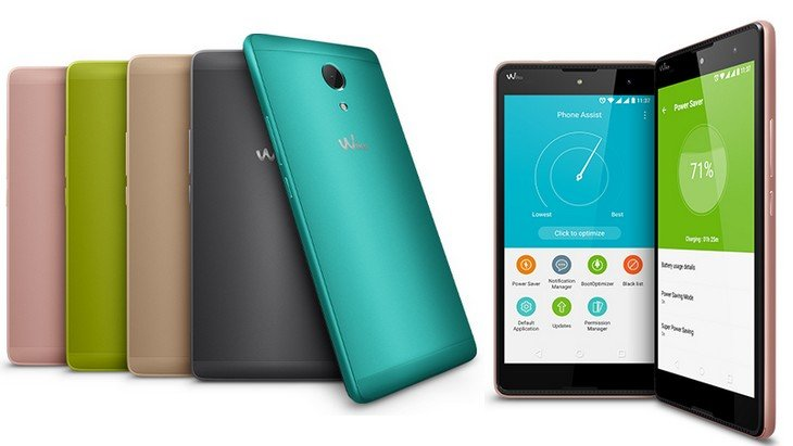 Robby 3G, le smartphone Wiko 5,5 pouces à prix mini