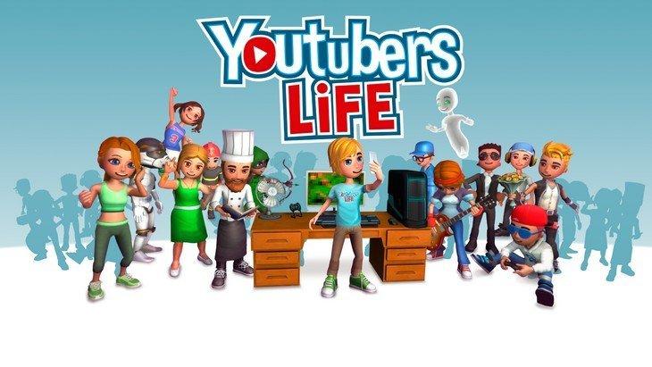 Youtubers Life, le jeu de simulation pour devenir YouTubeur !