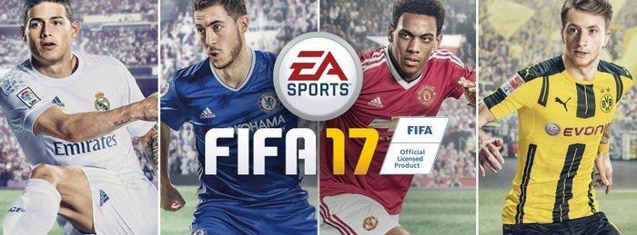 attaquants FIFA 17